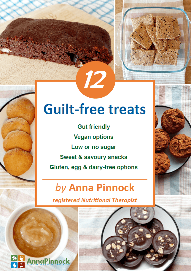 12guilt-free treats